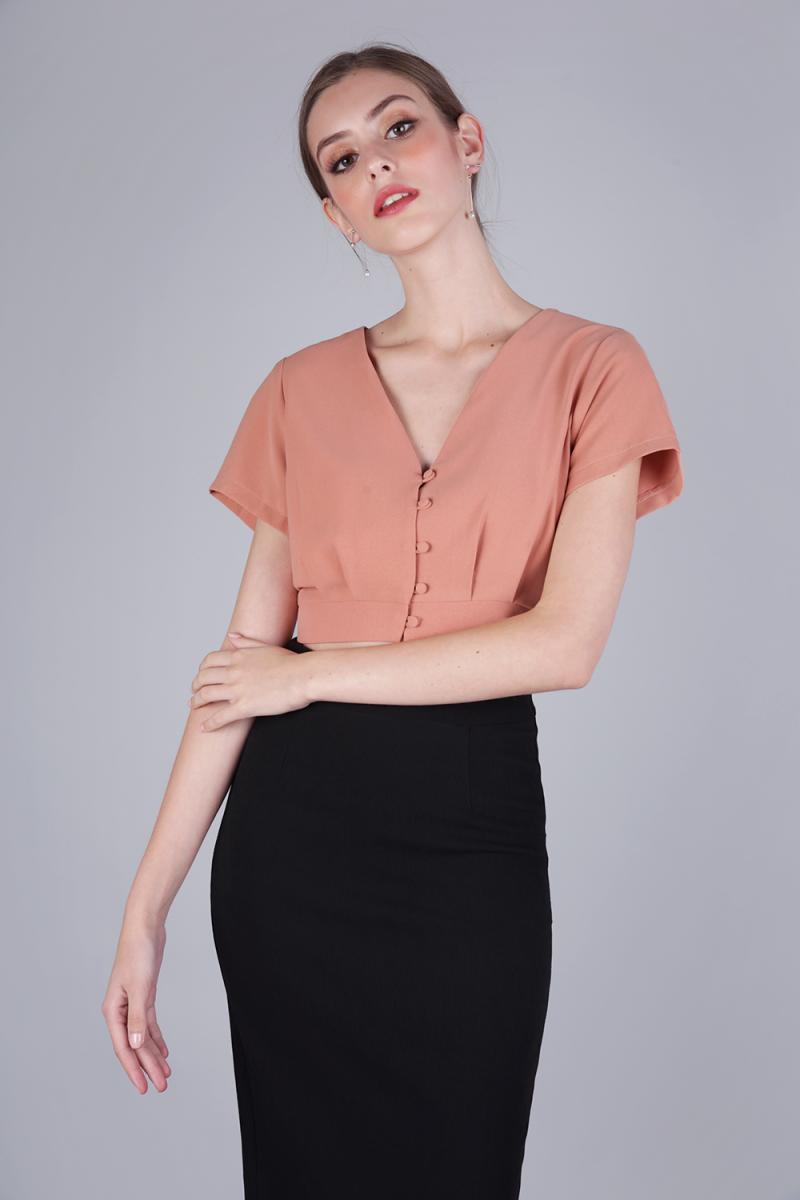 aa61b7cb8 Dene Pencil Skirt (Black) | The Tinsel Rack
