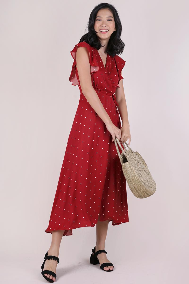 Red Maxi Dresses