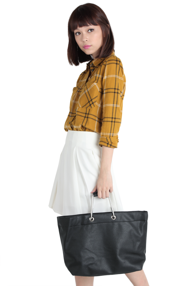 Hady Tote Bag (Black)