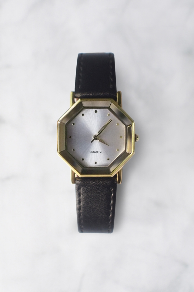 Leighton Watch (Silver/Gold)