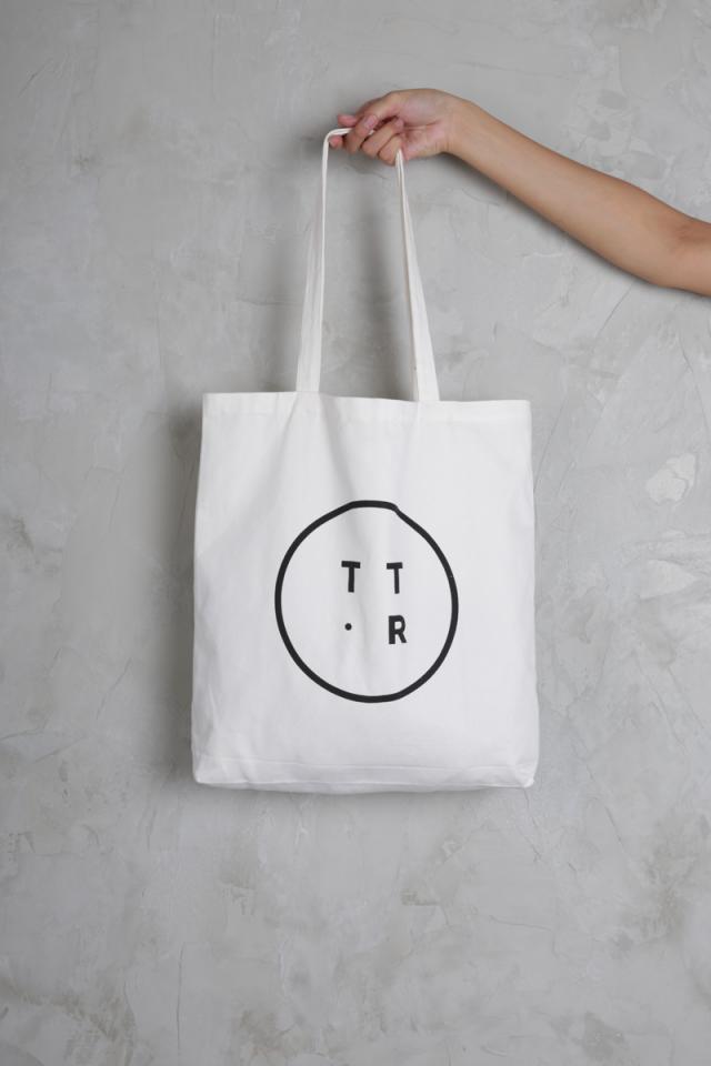 TTR Logo Tote