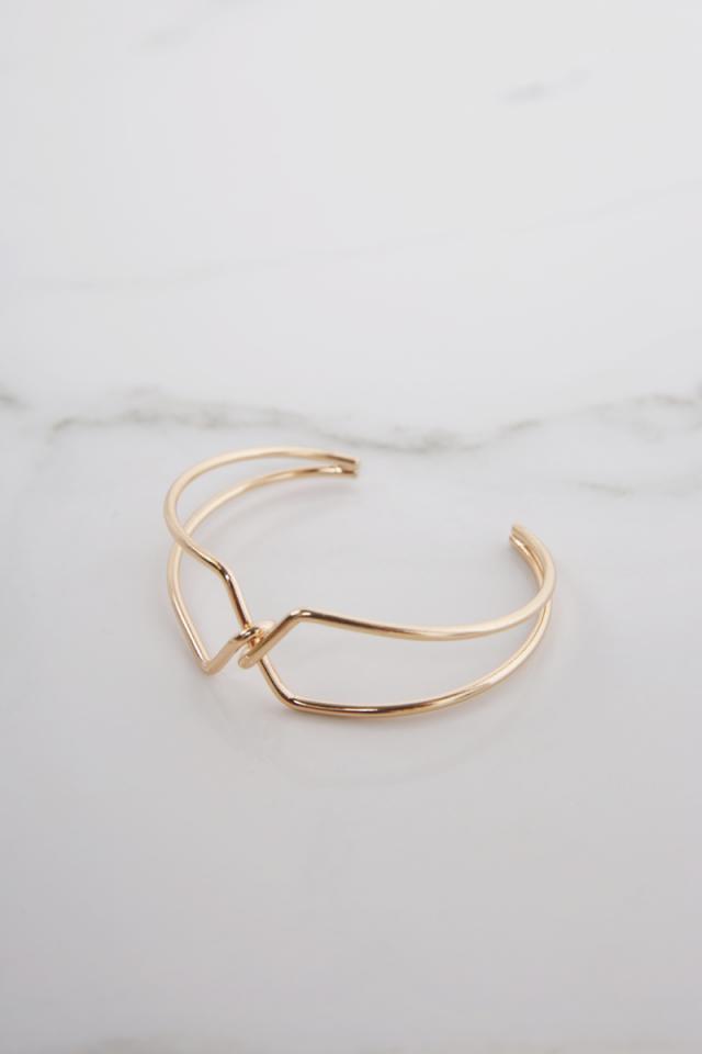 Entwine Bracelet (Gold)
