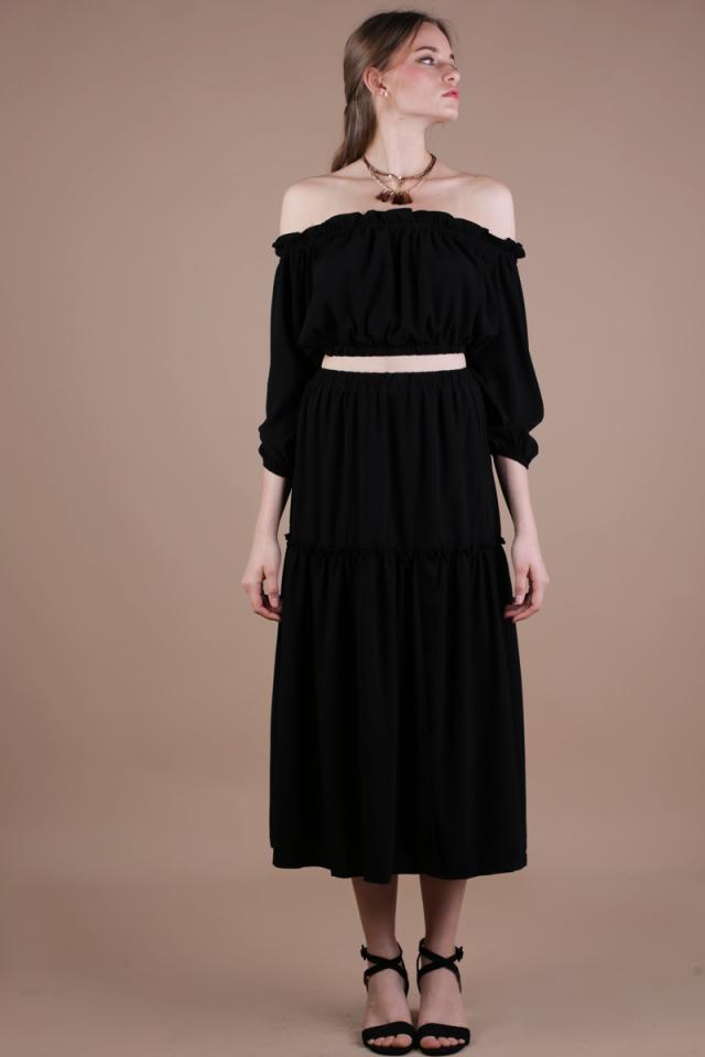 Gracie Skirt (Black)