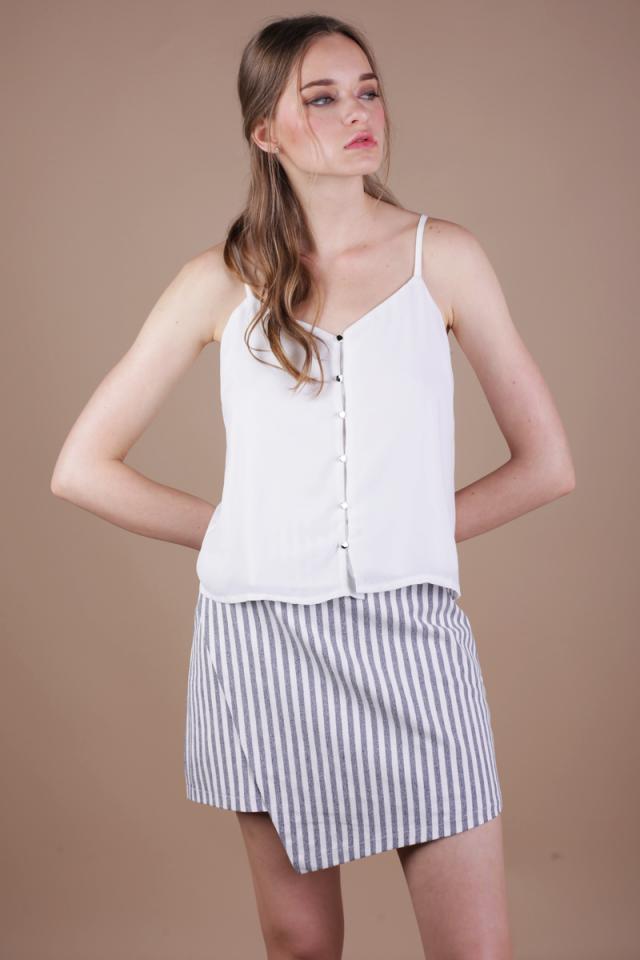 Kiehl Button Spag (White)