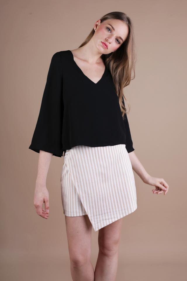 Gram Pelmet Skirt (Sand)