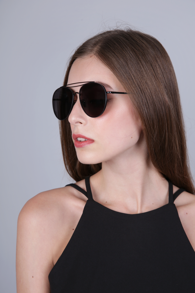 Lyra Sunglasses (Black)