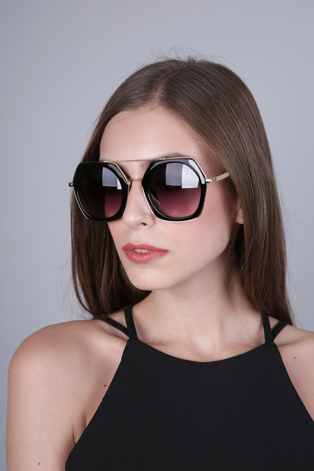 Brynn Sunglasses (Black)