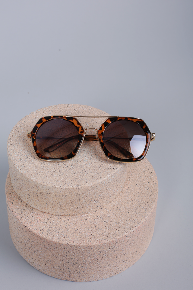 Brynn Sunglasses (Tortoise Shell)