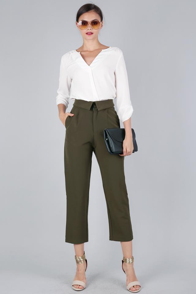 Tux Work Pants (Olive)