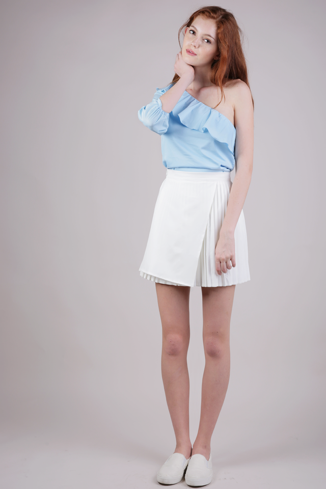Lou Toga Top (Sky Blue)
