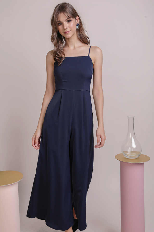 Earl Jumpsuit (Navy)