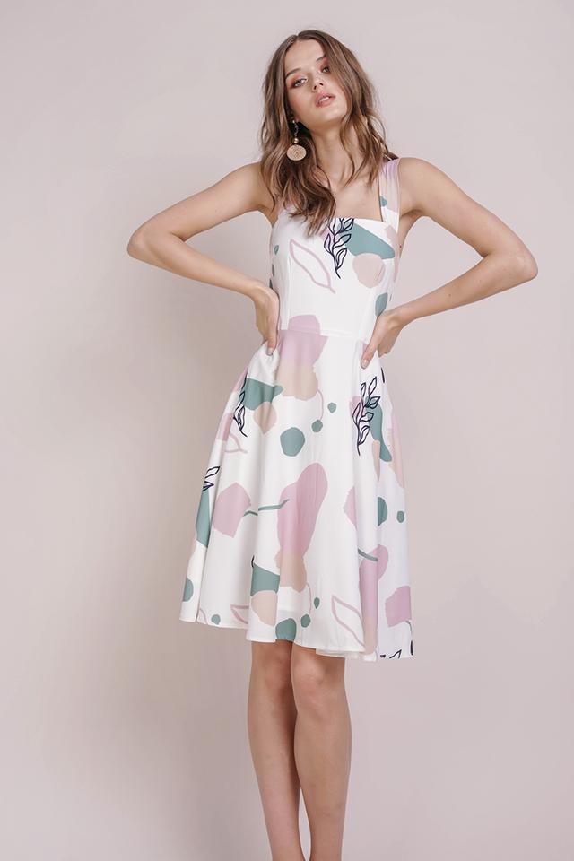 Ariel Flare Dress (Flourish)