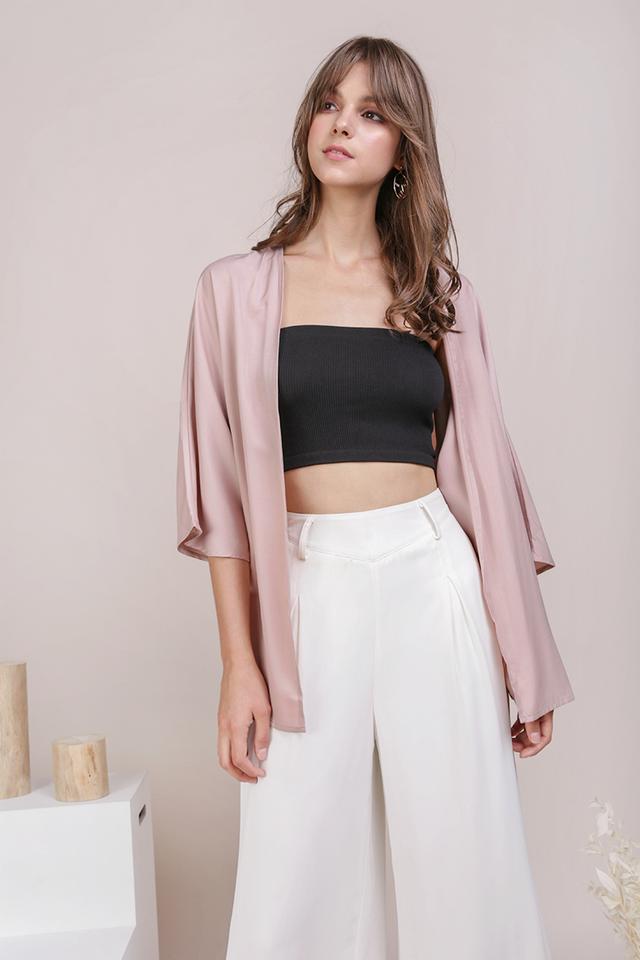 Odessa Kimono (Dusty Pink)