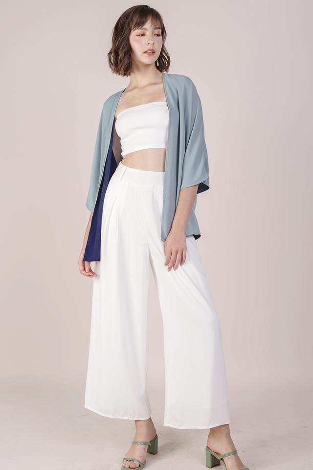 Jace Reversible Kimono (Navy/Blue)