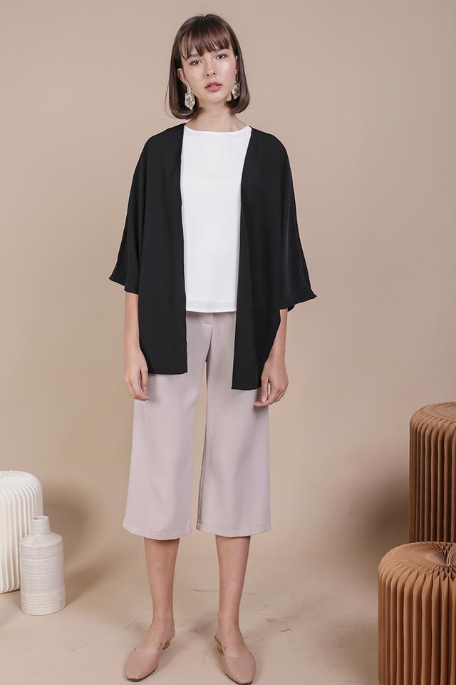 Odessa Kimono (Black)