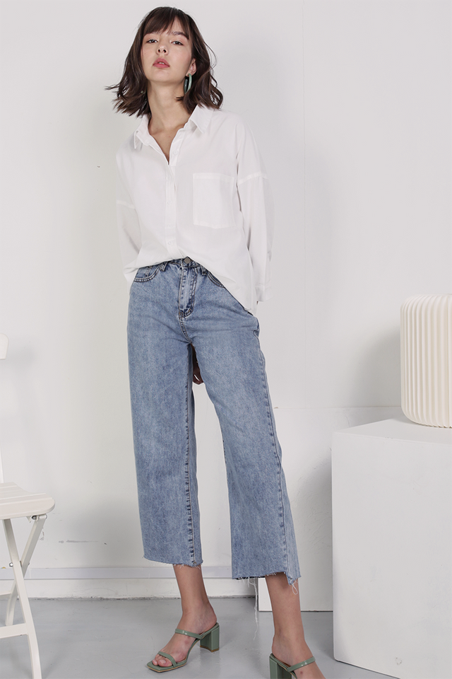 Berlin Straight Cut Jeans
