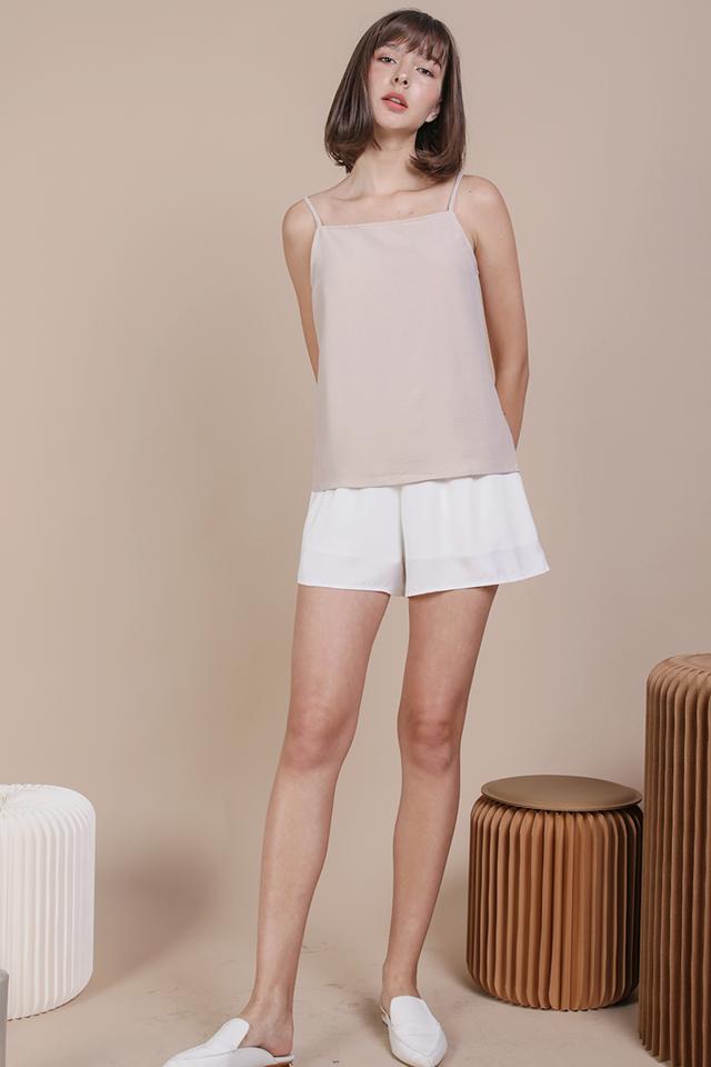 Anisa Spag Top (Nude)