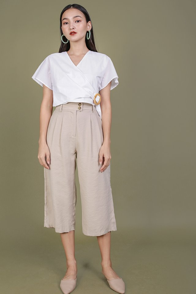Oda Button Pants (Sand)