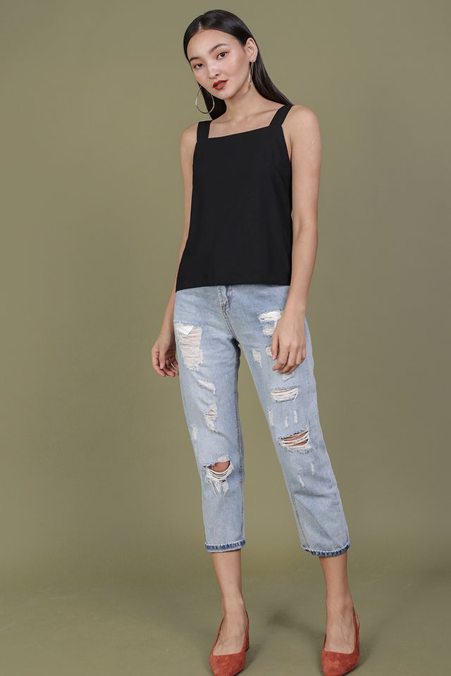 Lexa Basic Top (Black)