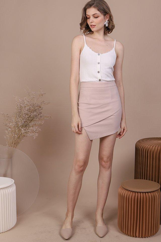 Lauren Pelmet Skirt (Nude)