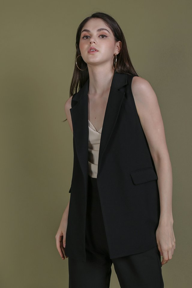 Meyer Vest (Black)
