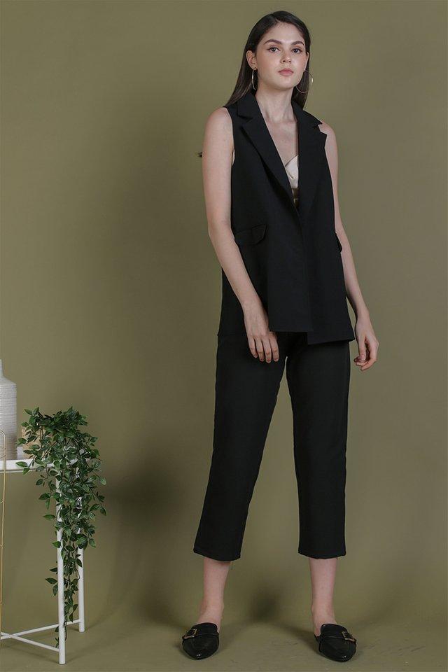 Meyer Vest (Black)