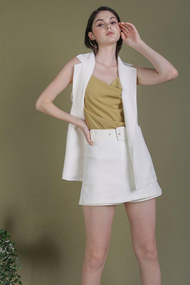 Meyer Vest (White)