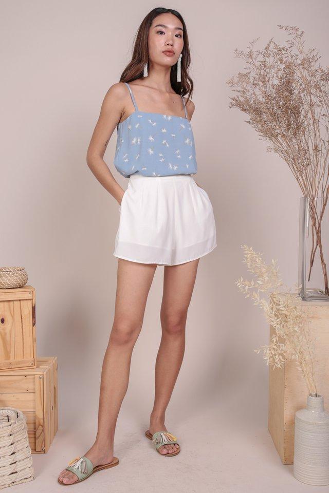 Melody Spag Top (Dandelion Blue)