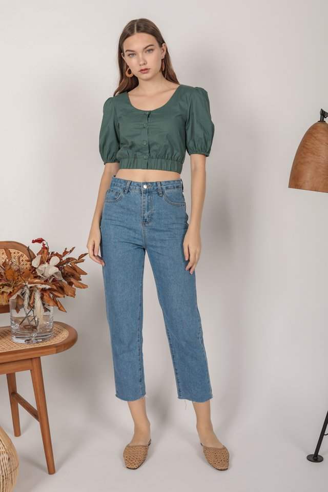 Hardy Mom Jeans