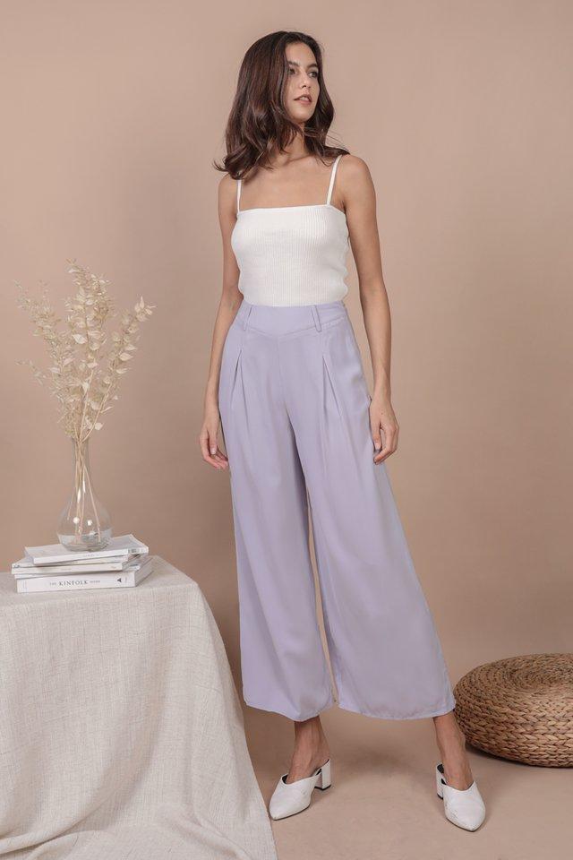 Bondi Flowy Pants (Lilac)