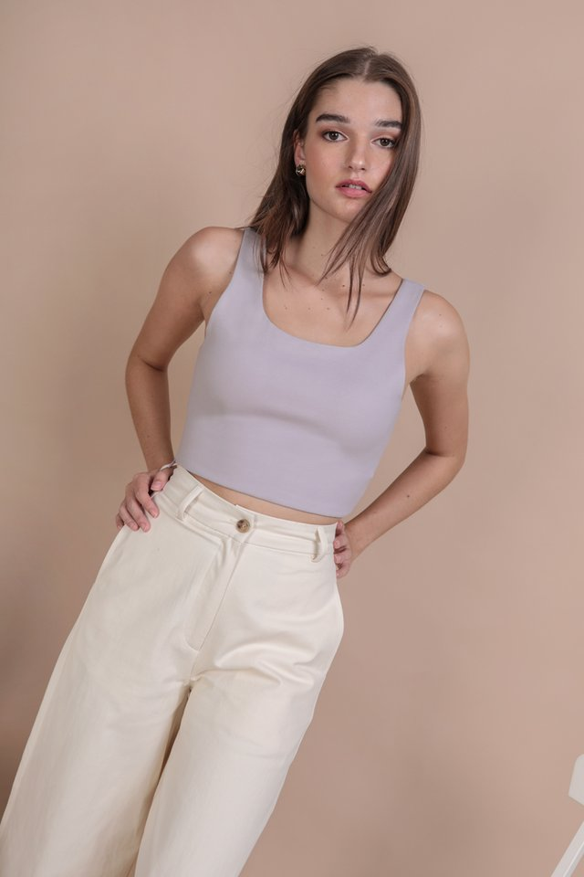 Dan Basic Top (Lilac)