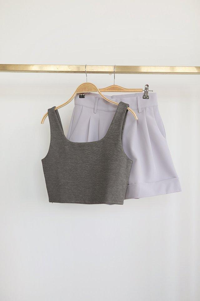 Dan Basic Top (Grey)