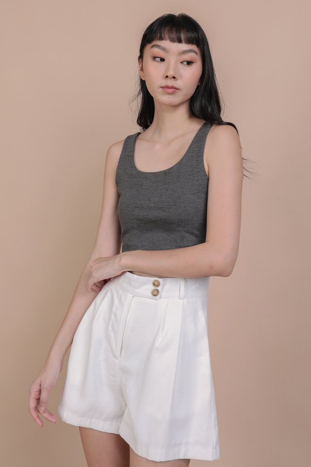 Dan Basic Top (Grey)