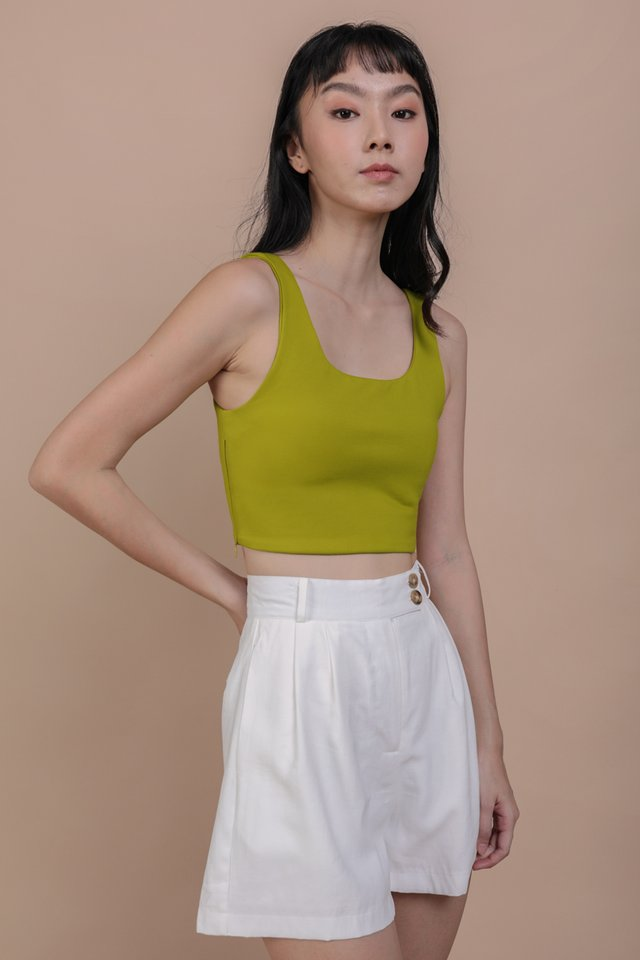 Dan Basic Top (Lemongrass)