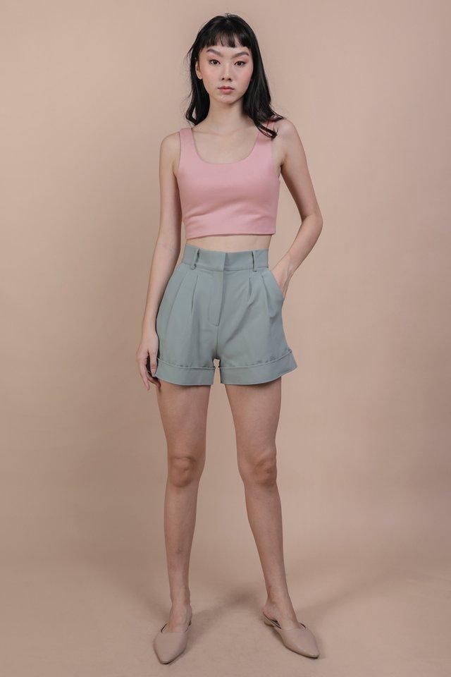 Dan Basic Top (Pink)