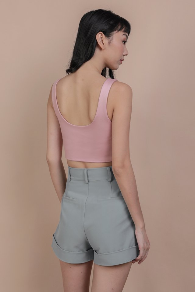 Dan Basic Top (Pink)
