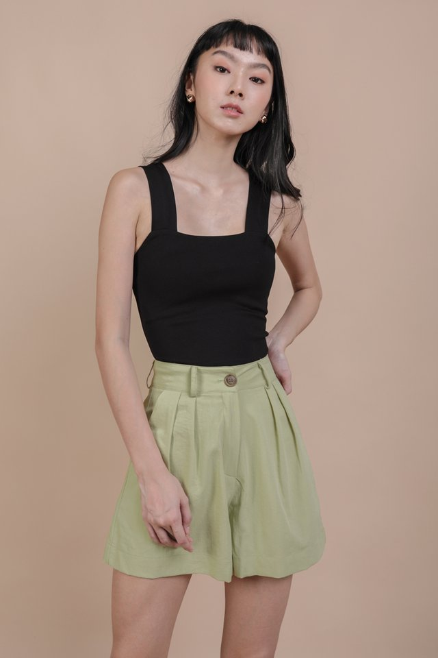 Luna Basic Top (Black)