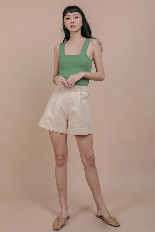 Luna Basic Top (Fern)