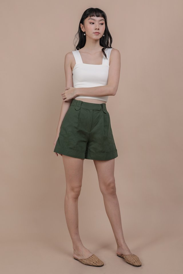 Luna Basic Top (White)