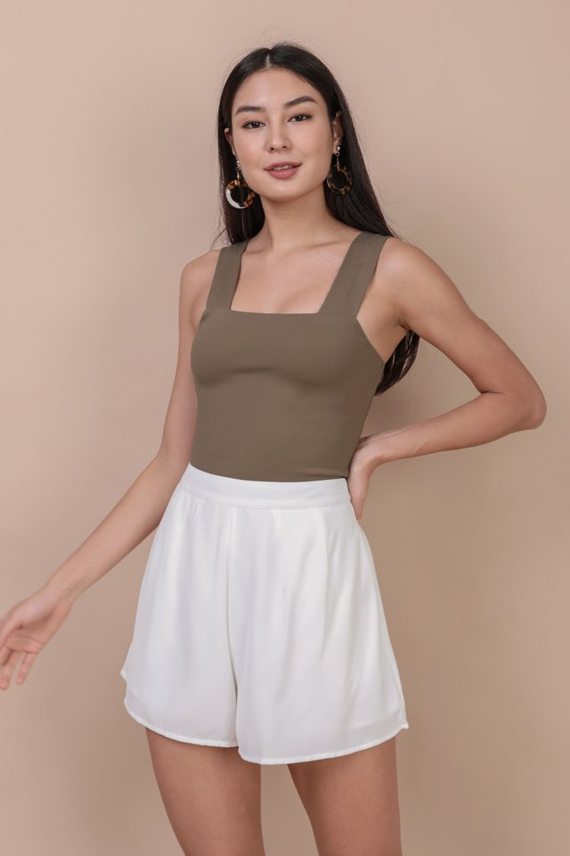 Luna Basic Top (Cedar)