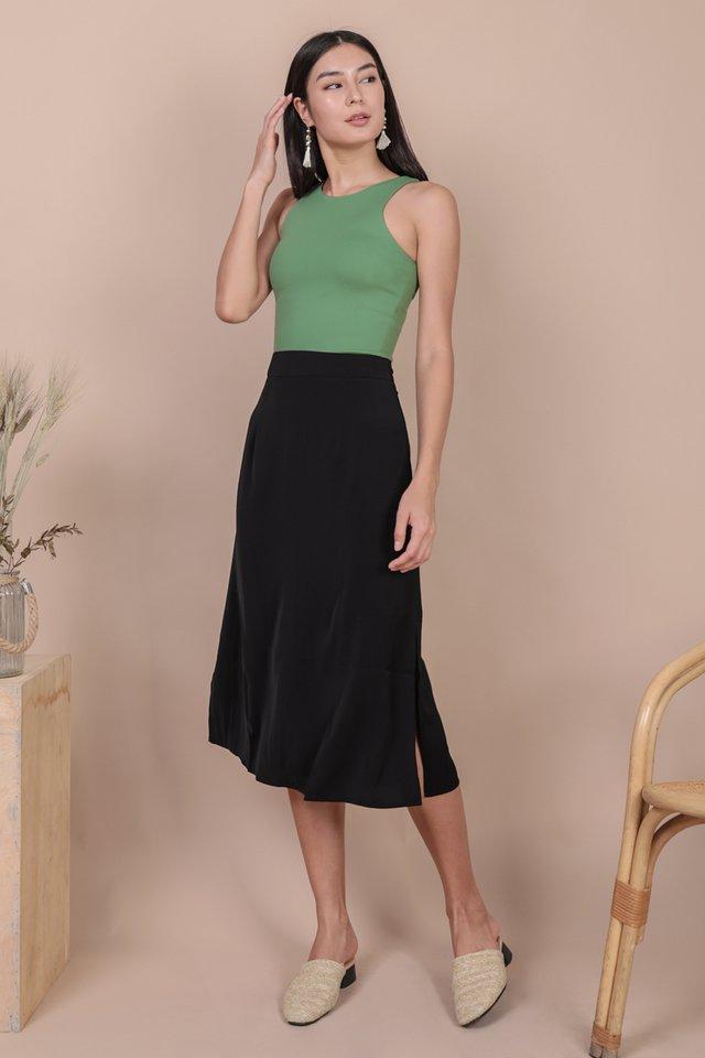 Issa Skirt V1 (Black)