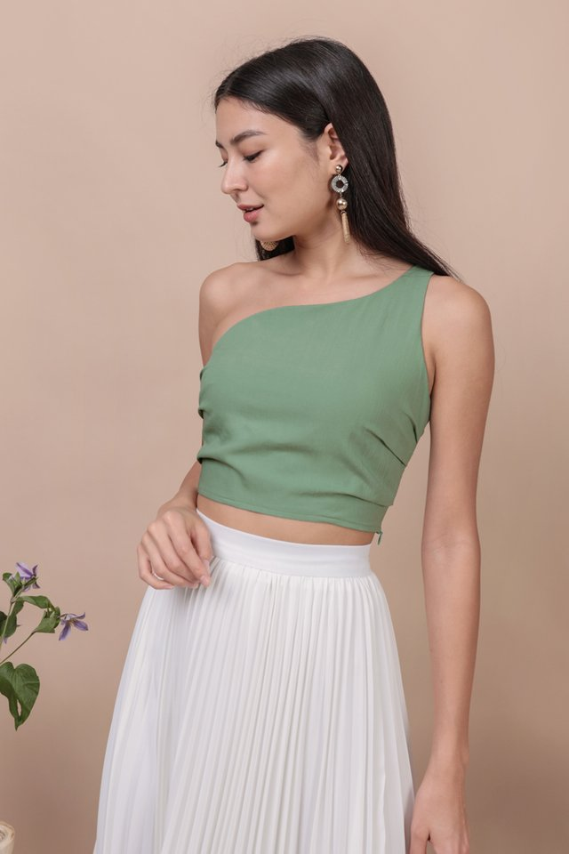 Trish Toga Top (Fern)