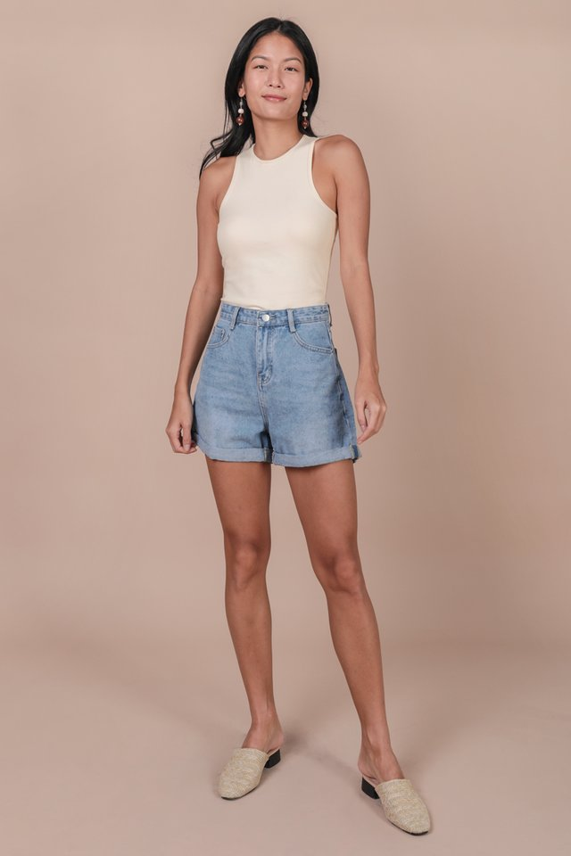 Everyday Denim Shorts