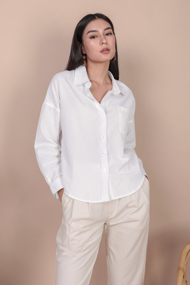 Enzo Shirt (White)