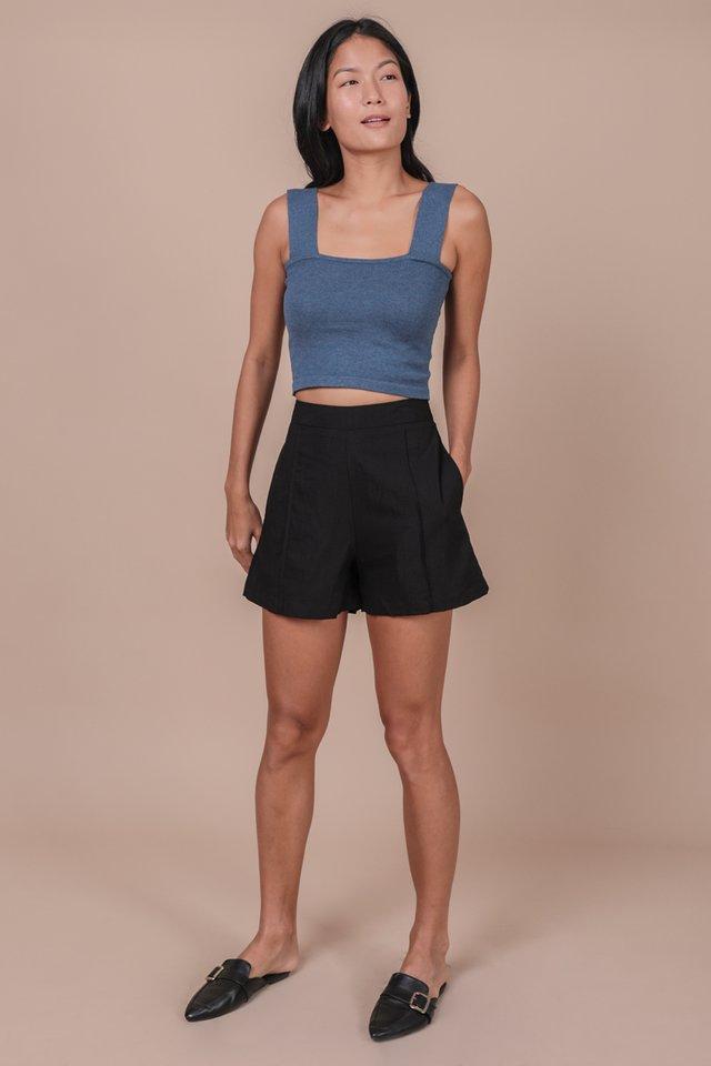 Mon Shorts (Black)