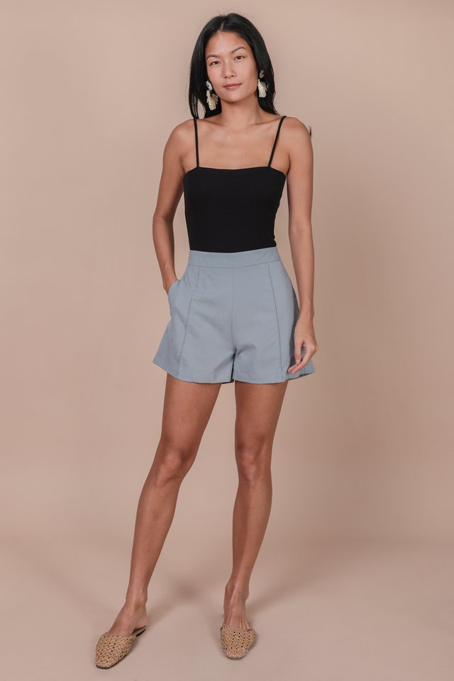 Mon Shorts (Dusty Blue)