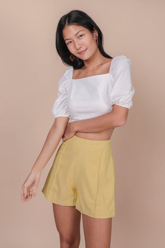 Mon Shorts (Lemon)