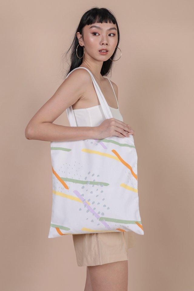 TTR Exclusive Tote Bag (Vivid)