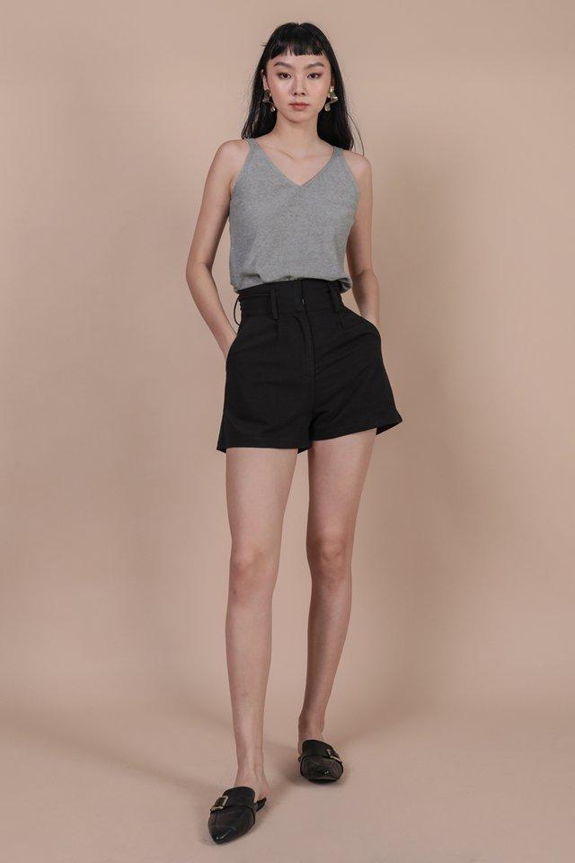 Carlos Knit Tank (Grey)
