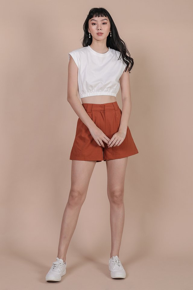Chester Shorts (Tangerine)